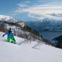 Norway. Stryn. Rider: K.Galat. Photo: D.Pudenko