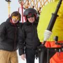 Arkhyz / Pilots: Arseny Boldyrev & Alexandr Davidov (Heliaction) / Photo: Vitaly Mikhailov