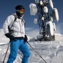 Ilia Berulava - mountain guide. Photo: D. Pudenko