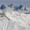 Mt. Chaukhi. Photo: D. Pudenko