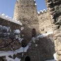 Ananuri. XV century fortress and church. Photo: D. Pudenko