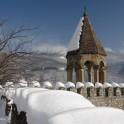 Chapel at Ananuri fortress. Photo: D. Pudenko