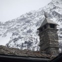 Roofs of La Thuille. Photo: D. Pudenko