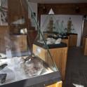 Minerals museum at gondola station. Photo: D. Pudenko