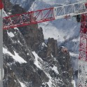 New gondola to Monblan massive will be ready soon. Photo: D. Pudenko