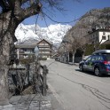 Streets of Courmaeur. Photo: D. Pudenko