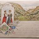 Gressoney - trekking since 18th century.  Photo D. Pudenko