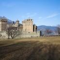 Fenis castle. Photo: K. Galat