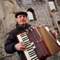 In Aosta streets. Photo: O. Kolmovsky