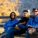 Riders Egor Druzhinin, Ilya Kolesnov, Konstantin Galat.  Photo: O. Kolmovsky