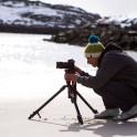 Oleg Kolmovskiy. Lofoten islands. Photo: N. Lapina