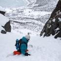 Rider K. Galat. Lofoten islands. Photo: N. Lapina