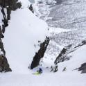 Rider P.Yastrebkov. Lofoten islands. Photo: N. Lapina