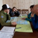 Planning the routes. Lofoten islands. Photo: N. Lapina