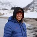 Egor Druzhinin. Lofoten islands. Photo: N. Lapina
