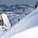 Rider: P. Yastrebkov. Lofoten islands. Photo: N. Lapina