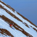 Rider: K. Anisimov. Lofoten islands. Photo: N. Lapina