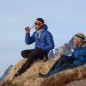 Konstantin Galat, Kirill Anisimov. Lofoten islands. Photo: N. Lapina