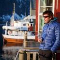 Konstantin Galat. Lofoten islands. Photo: N. Lapina