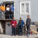 RTP team. Lofotens. Photo: Natalia Lapina