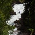 Gonachkhir river, Dombay. Rider: A.Lukin. Photo: K. Galat.