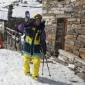 Oleg Kolmovsky. Valle D'Aosta, Italy. Photo D.Pudenko