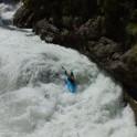 Gonachkhir river. Rider: A.Lukin. Photo: A. Buslaeva