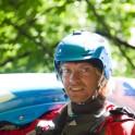 Dombai region. Rider: Ivan Ribnikov.  Photo: A.Buslaeva
