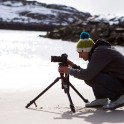 Oleg Kolmovsky. Lofoten islands, Norway. Photo N.Lapina