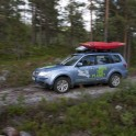 "Subaru Forester as at it's ""homeplace"". Photo: D. Pudenko"