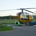At Heliaction base. Photo: A. Buslaeva