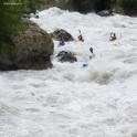 RTP kayak team. Ardon river, Nothern Osetia. Photo: A.Buslaeva