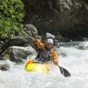 Rider: Dmitriy Danilov. Tceidon river, Nothern Osetia. Photo: A.Buslaeva