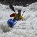 Tceidon river. Nothern Osetia. Rider: Egor Voskoboinikov. Photo: A.Buslaeva