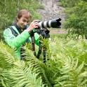 RTP cameraman Oleg Kolmovskiy. Photo: D. Pudenko