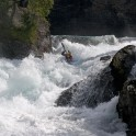 Rider: Ivan Ribnikov. Kardalfossen waterfall. Flåmselvi river. Photo: D. Pudenko