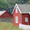 Farm in Flåm valley. Photo: D. Pudenko