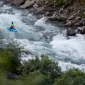 Rider: Alexey Lukin. Flåmselvi river. Photo: D. Pudenko