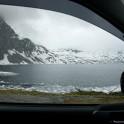 Djupvatnet mountain lake. Middle of July... Photo: D. Pudenko
