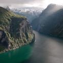Geirangerfjord. Photo: D. Pudenko
