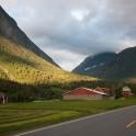 Landscapes aroung Trollstigen road. Photo: D. Pudenko