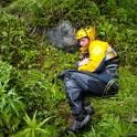 Alexey Lukin in Rauma jungle. Photo: D. Pudenko