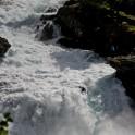 Rider: Ivan Ribnikov. Kardalfossen waterfall. Flåm. Photo: O. Lyakhova.