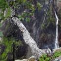 183-m high waterfall. Photo: D.Pudenko