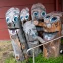 Local creatures in Voss. Photo: D. Pudenko