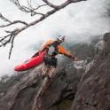 Dmitry Danilov. Nosebreaker waterfall. Photo: D. Pudenko