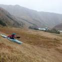 Kyrgizia, Bolshoy Naryn valley. Kayaker: Vania Rybnikov. Photo: Konstantin Galat
