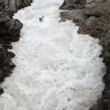 Kyrgizia, Bolshoy Naryn canyon. Kayaker: Egor Voskoboynikov. Photo: Konstantin Galat