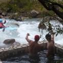 "Kyrgizia, Issyk-Kul region. ""Unnamed"" river and thermal springs. Photo: Konstantin Galat"