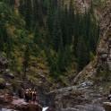 Kyrgizia, canyon on Bolshoy Naryn river. Photo: Konstantin Galat